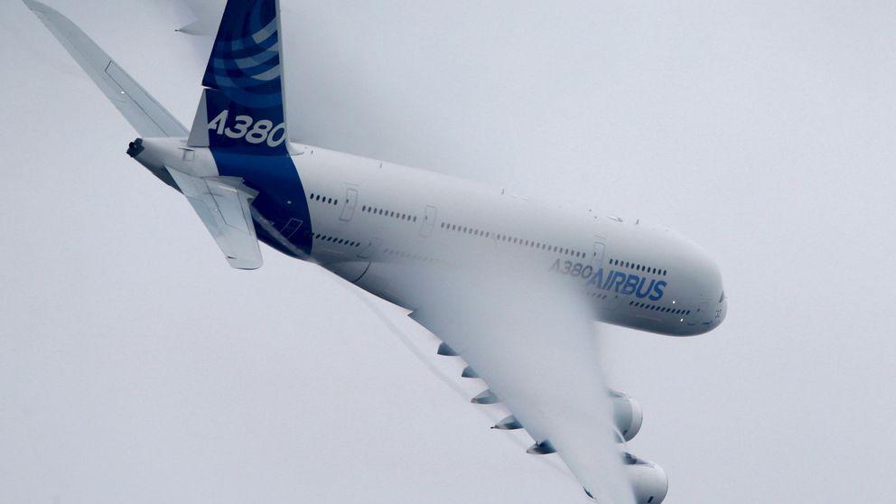 Airbus gana un 34% más en el primer semestre, hasta 1.524 millones