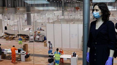 Madrid recibe un avión con 79 toneladas de material sanitario