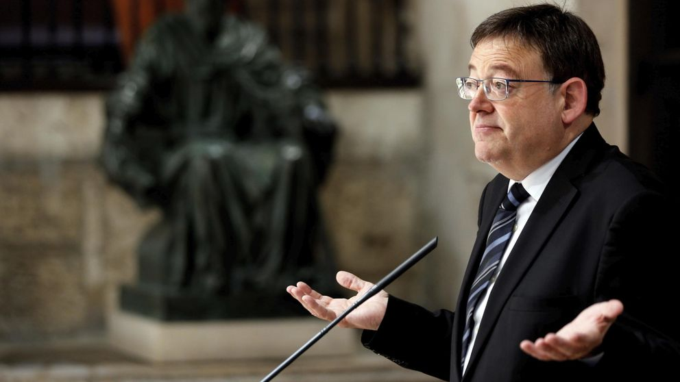 Ximo Puig se inventa 1.300 millones en ingresos para cumplir con el déficit