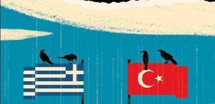 Post de El abismo entre Turquía y Grecia que desemboca en un cementerio sin nombre