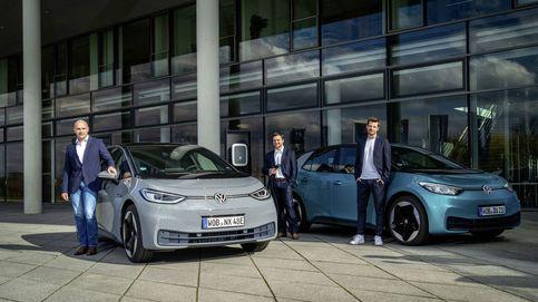 Volskwagen venderá su 'wallbox' para recarga del coche eléctrico desde 399 euros