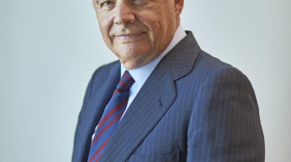 Foto: Ignacio Garralda, presidente de la Fundación Mutua Madrileña.
