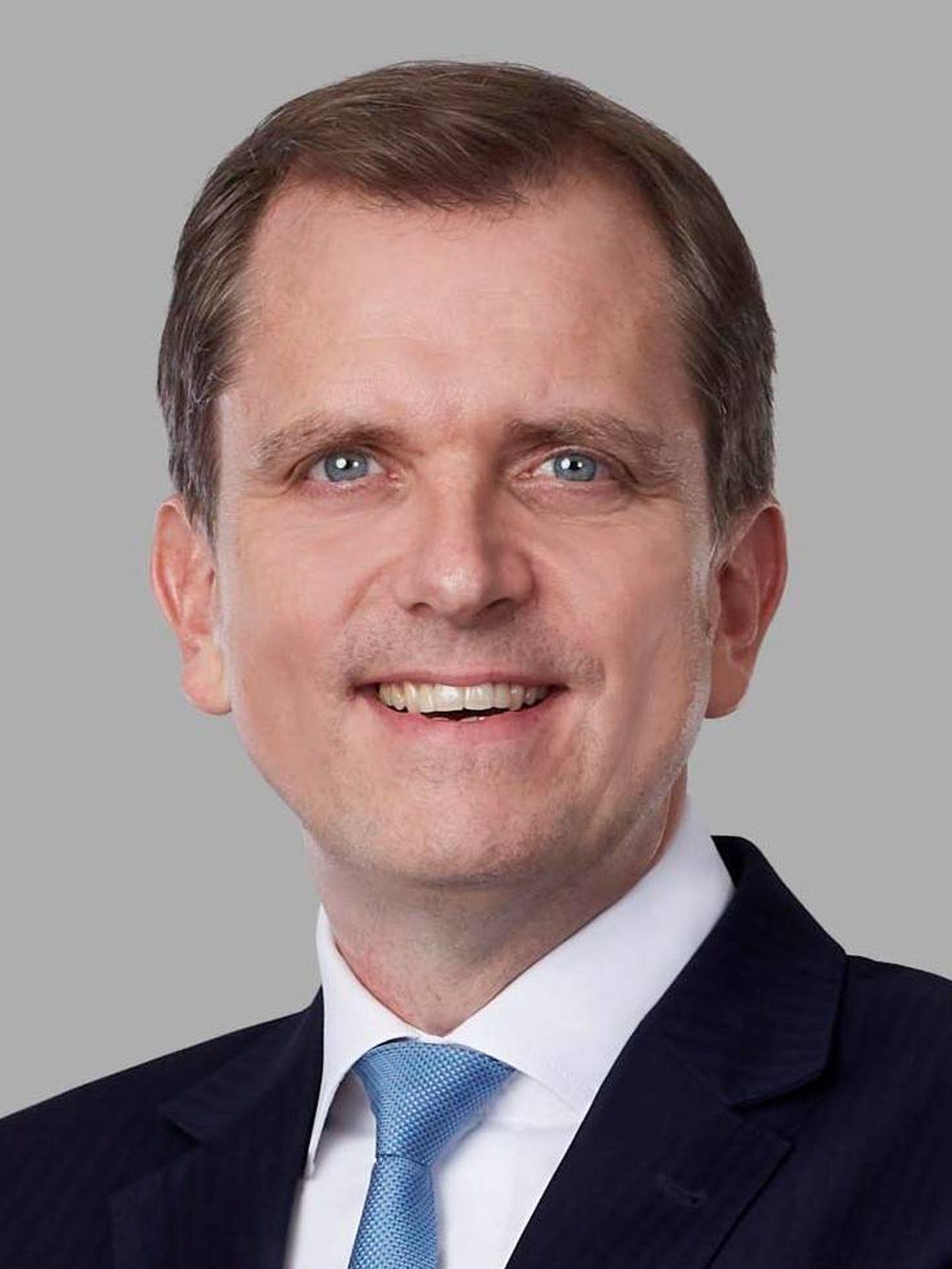 Roel Huisman, nuevo consejero delegado de ING en España y Portugal (ING)
