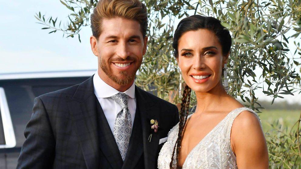 Pilar Rubio, Sergio Ramos, Europe, dragones, los Beckham... Un año de una boda única