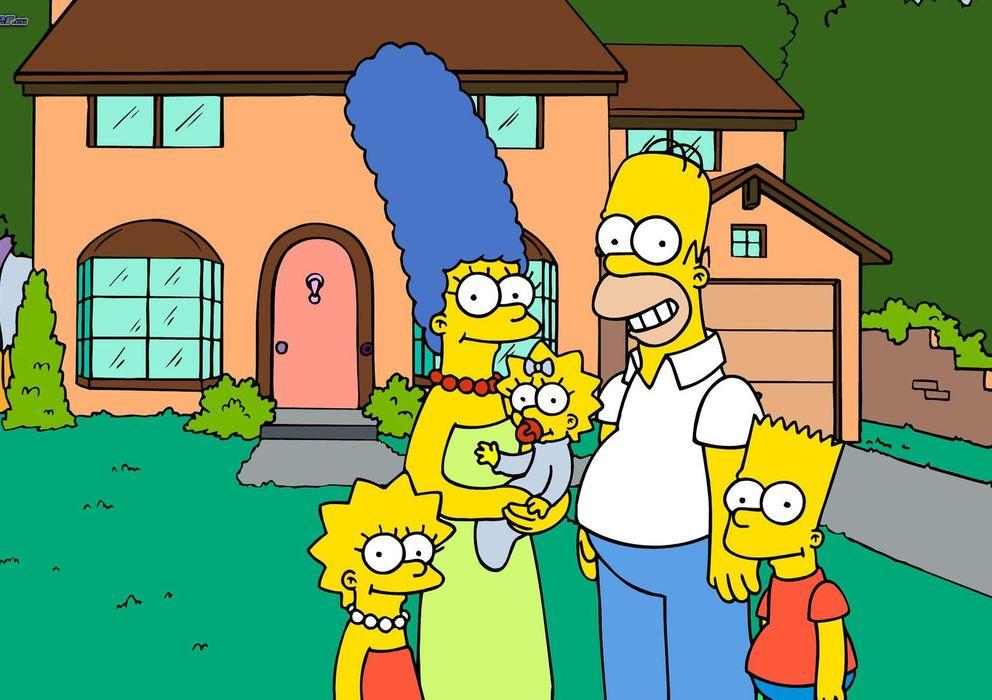 Foto: 'Los Simpson' acaban de cumplir 25 años, en los que han cambiado para siempre la cultura popular y nuestro habla. (Fox)