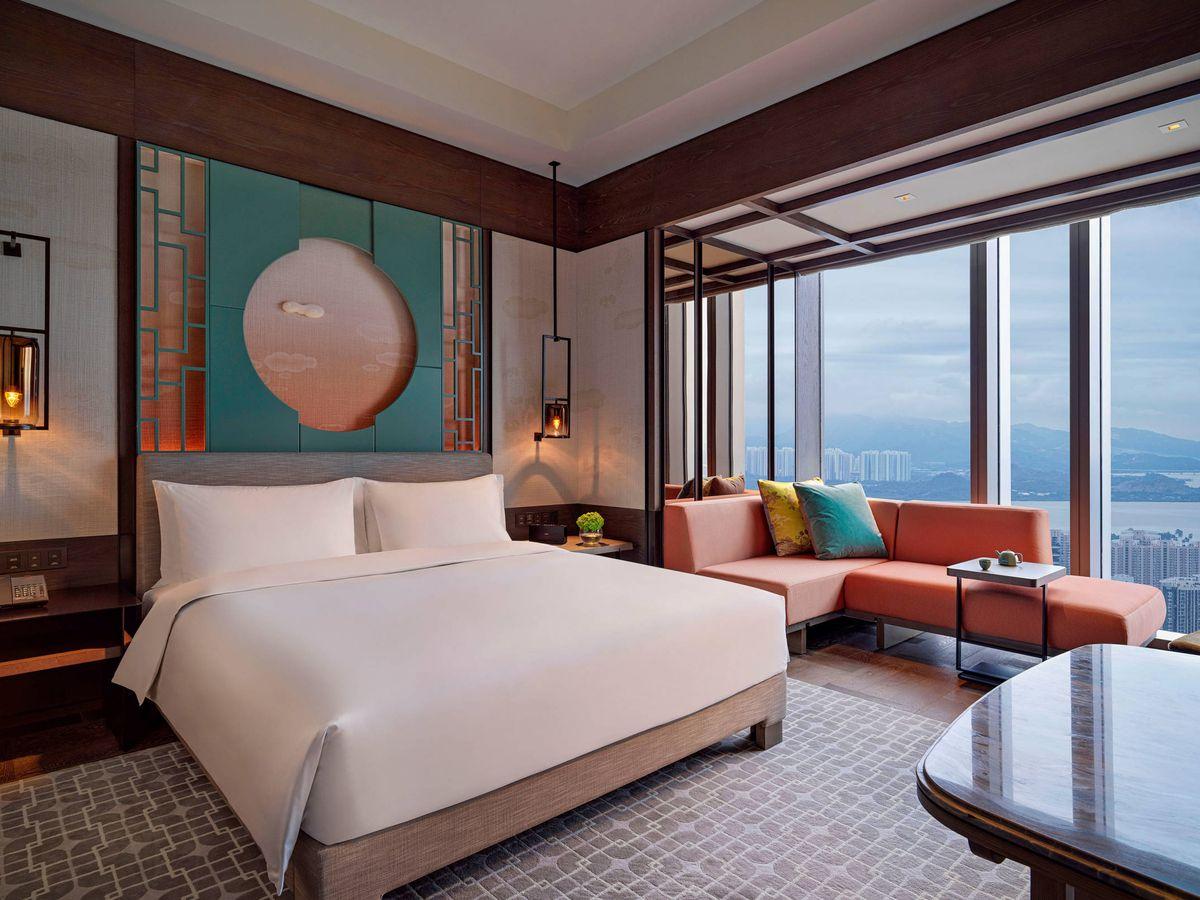 Foto: Una habitación de hotel. (EFE)