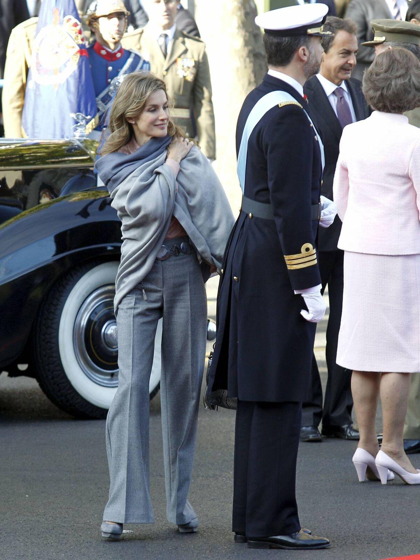 La Reina, en 2010. (CP)