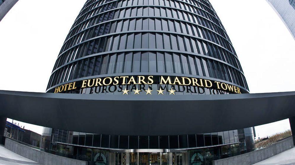 Foto: Imagen del Hotel Eurostars. (EFE)