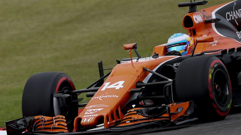 Alonso tuvo que tirar de motivación para aguantar los años de McLaren y Honda en un proyecto con un nivel inesperado