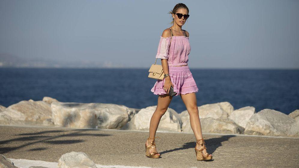 Foto: Victoria Swarovski en Marbella. (Getty)