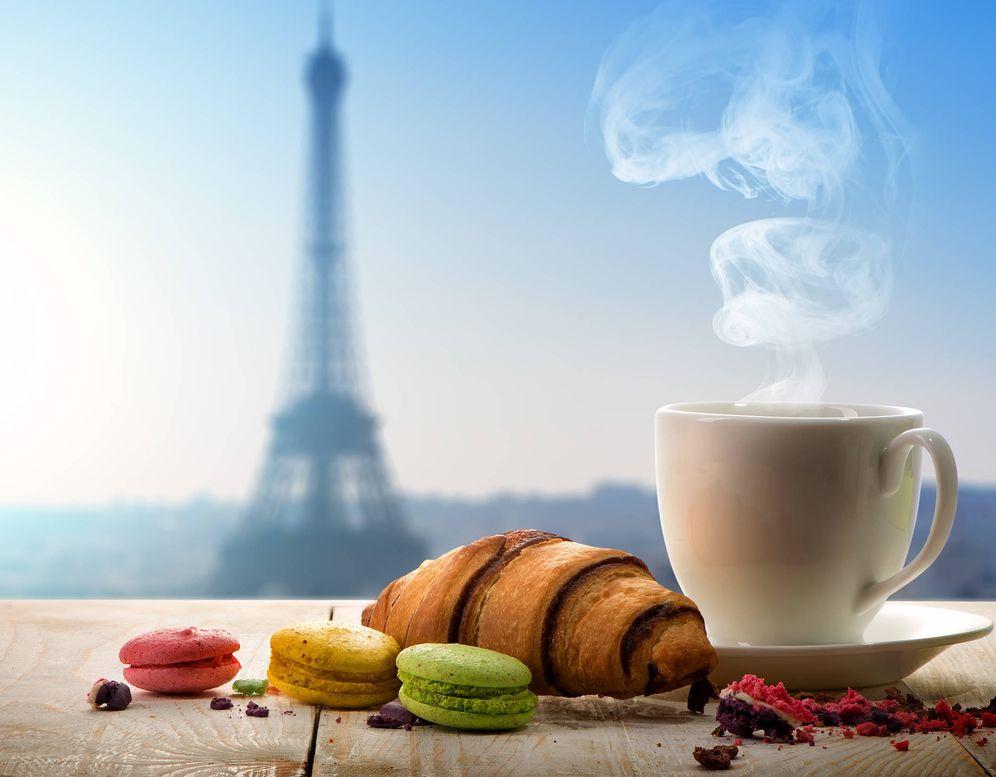 Foto: Desayuno en París. (iStock)