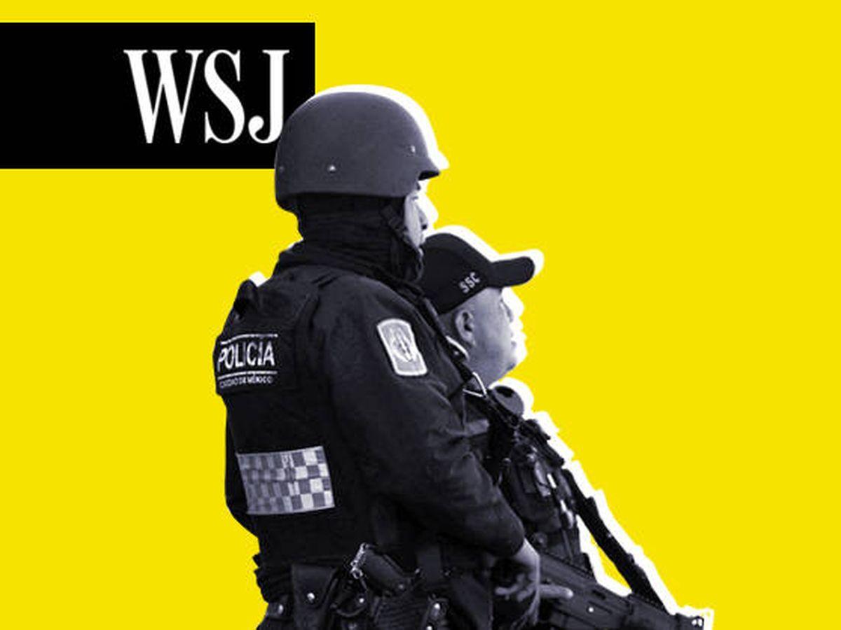 Foto: Cártel Jalisco Nueva Generación: amenaza de seguridad nº 1 en México. (El Confidencial/WSJ)