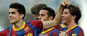 Los éxitos del Barça de Pep 'obligan' al club a hacer caja con su cantera