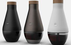 La máquina que convierte el agua en vino en tres días