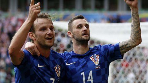 Hijo, sal del colegio, debes jugar al fútbol, le dijo a Brozovic su padre