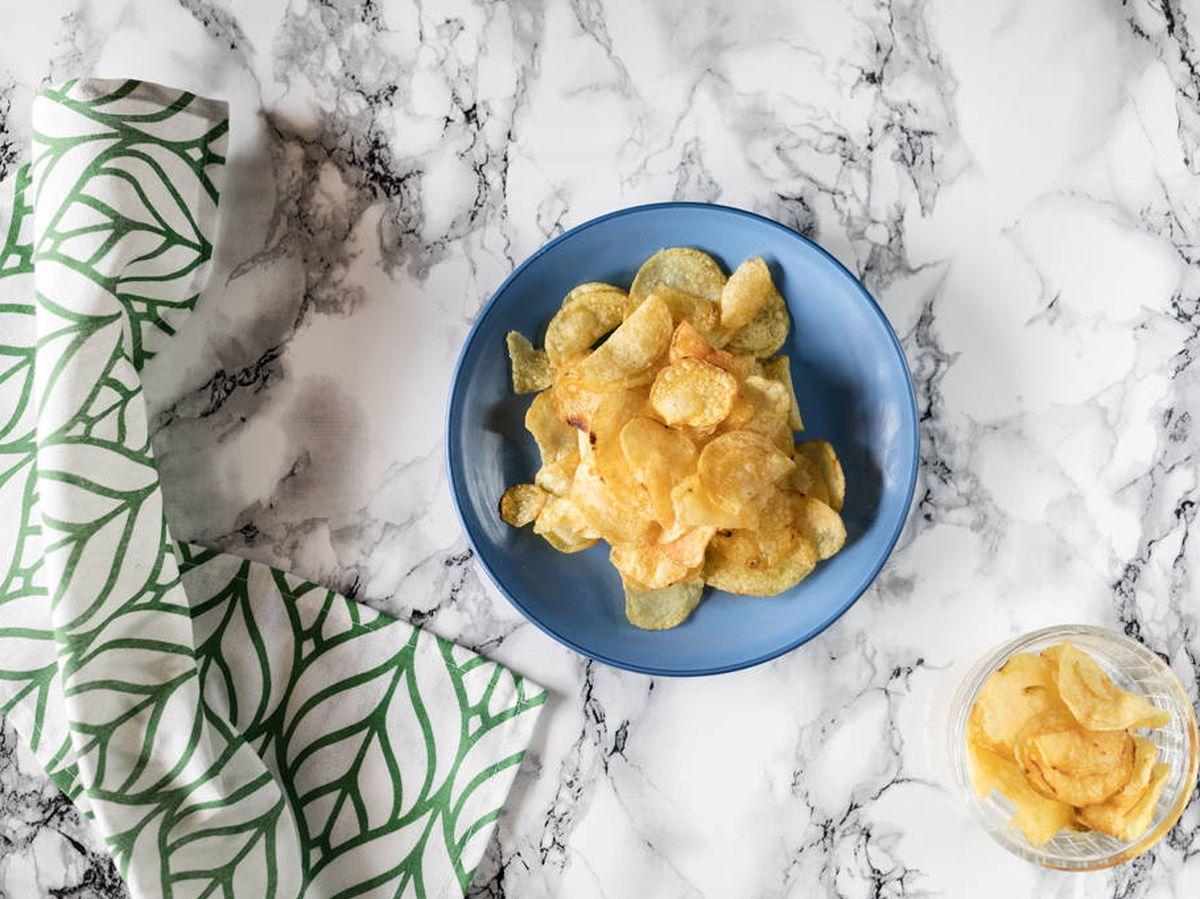 Foto: Cómo recuperar el crujiente de las patatas. (Snaps Fotografía)