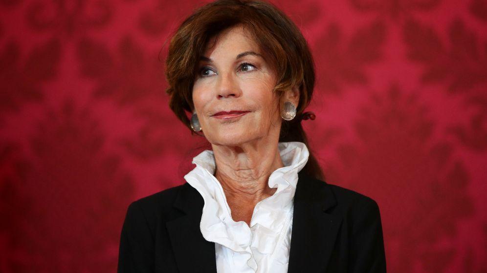 Foto: La jefa de Gobierno designada de Austria, Brigitte Bierlein. (Reuters)