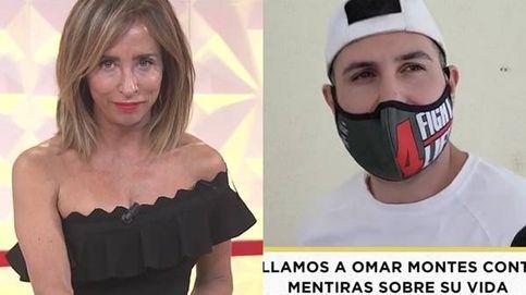 La 'excitación' de María Patiño con Omar Montes por su guerra en 'Socialité'