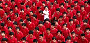 Post de China nos mira con rabia: