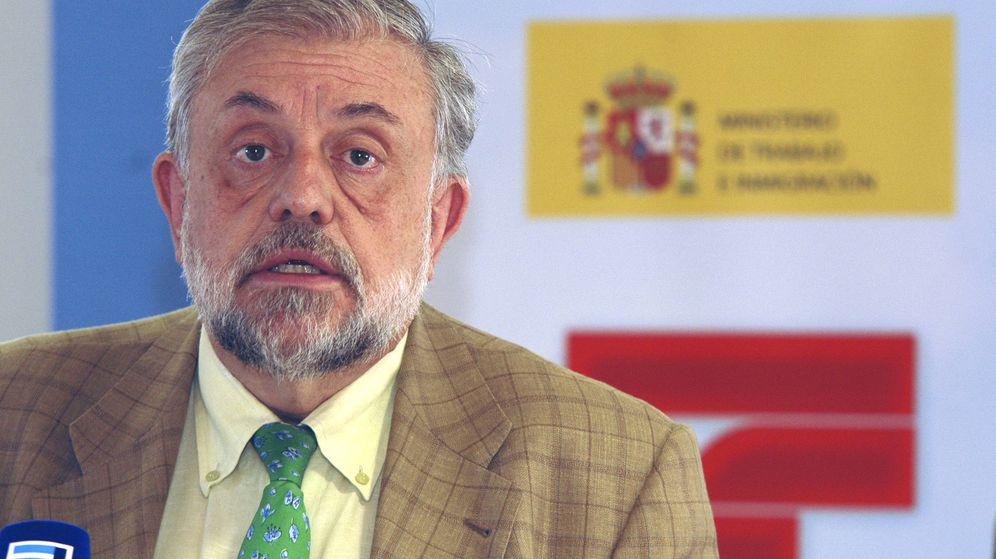 Foto: El secretario de Estado de la Seguridad Social, Octavio Granado (Efe)