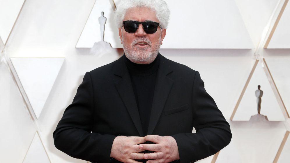 Foto: Pedro Almodóvar a su llegada a la 92 edición de los Oscar.