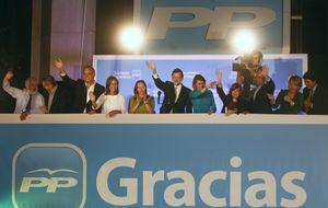 ...Y la crisis tumbó la euforia: dos años del balcón triunfal de Génova