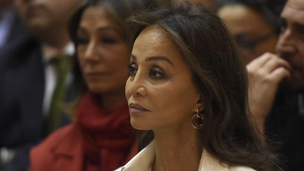 Isabel Preysler responde (otra vez) a los hijos de Boyer: no metió la mano en las cuentas