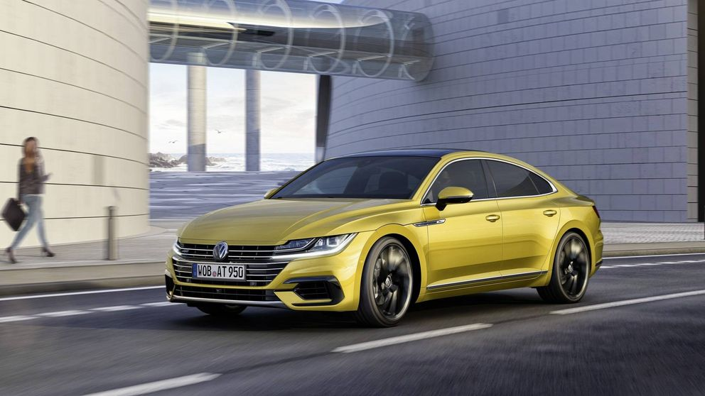 Llega el Volkswagen Arteon, la nueva berlina premium