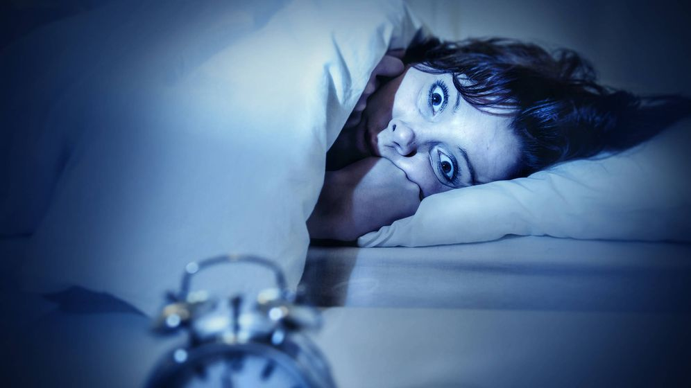Foto: No poder dormir bien altera toda nuestra rutina
