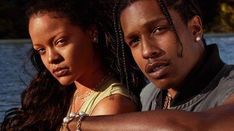 Rihanna y A$AP Rocky están juntos: la pareja confirma su relación tras meses de rumores