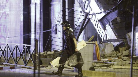 ¿Por qué se caen edificios en Madrid? El sector denuncia inspecciones por 100 euros