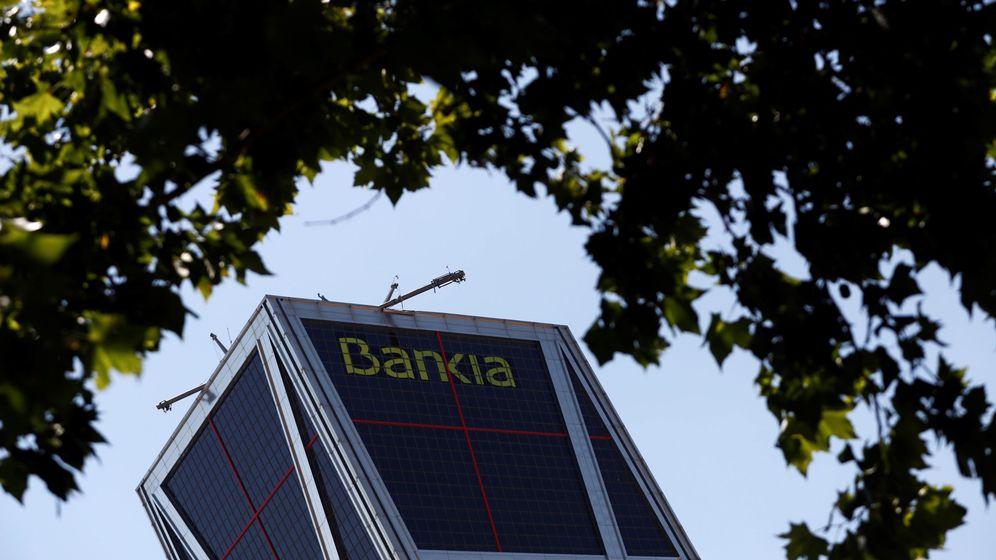 Foto: Sede de Bankia en Madrid. (EFE)