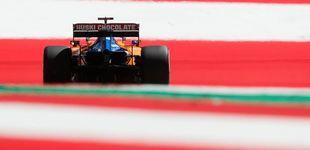Post de Por qué Carlos Sainz se tira de los pelos en un Red Bull Ring envenenado