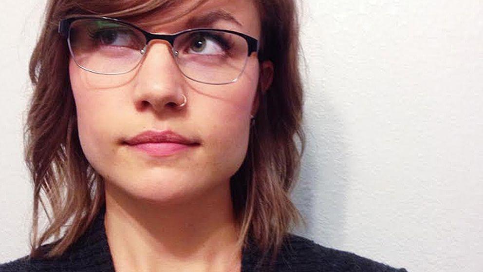 Esta mujer es escritora, tiene 26 y quiere llegar virgen a su boda