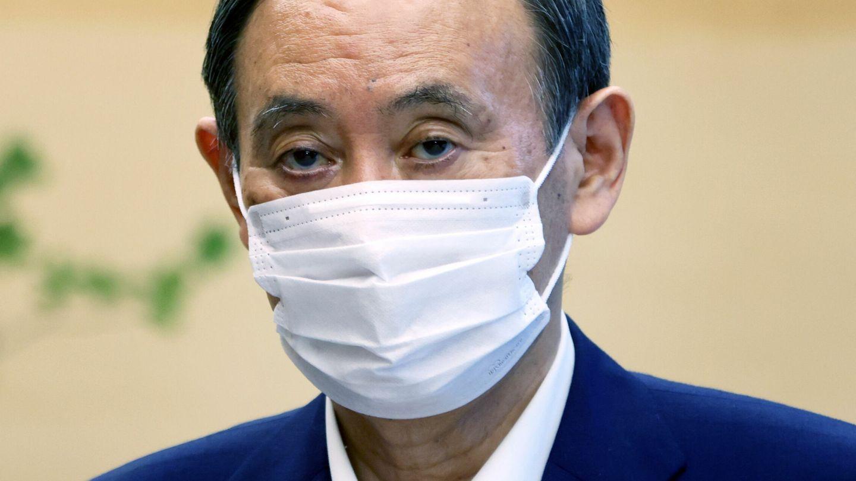 El Presidente de Japón, Yoshihide Suga, no se presentará a las elecciones. (EFE)