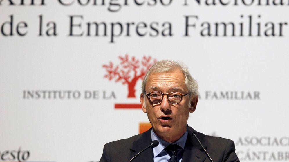 Foto: El presidente de Mango, Isak Andic. (EFE)