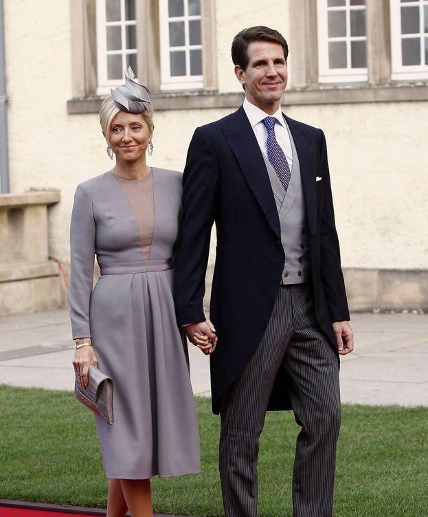 Foto: Pablo y Marie-Chantal, en una imagen de archivo. (EFE)