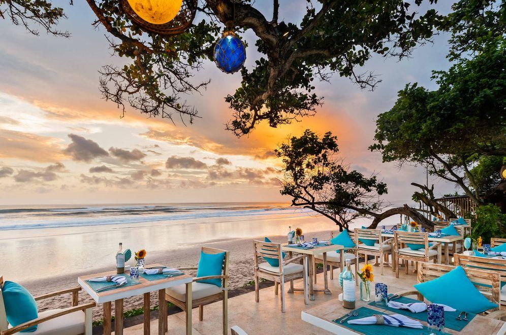 Foto: ¿Te imaginas una cena aquí, en el Seminyak Beach Resort de Bali? (Foto: Cortesía)