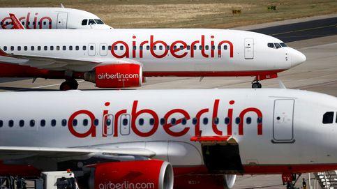 Air Berlin vuelve al parqué con fuertes pérdidas tras declararse insolvente