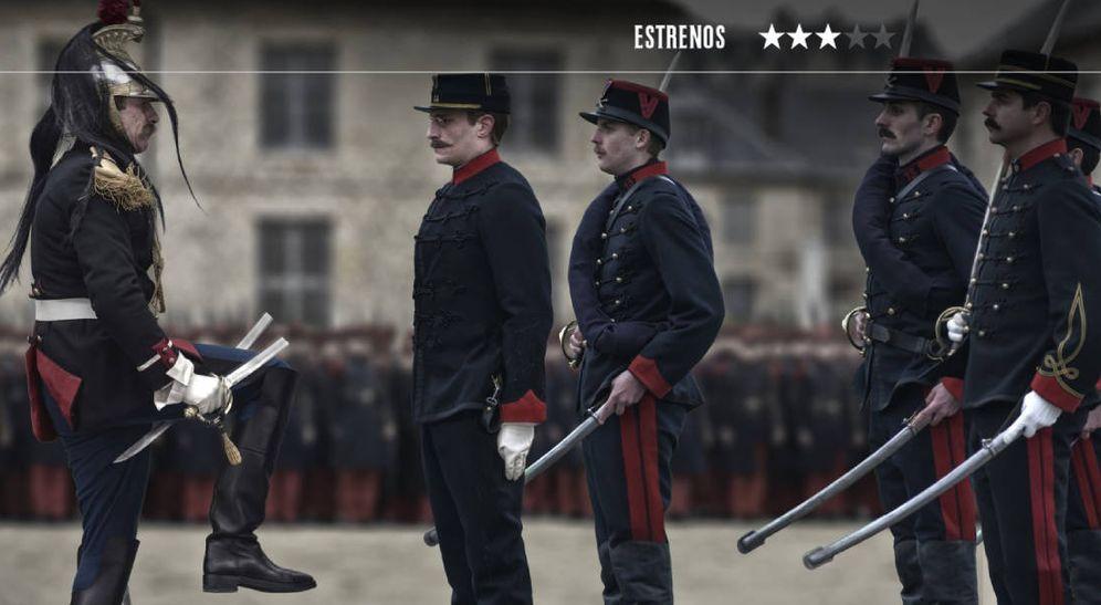 Foto: Louis Garrel protagoniza la última película de Roman Polanski, 'El oficial y el espía'. (Caramel)