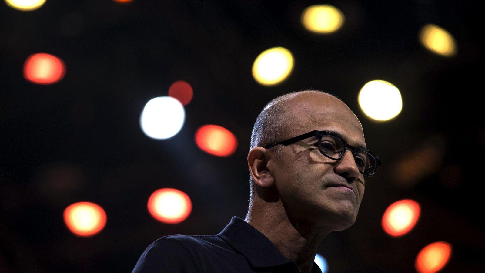 Foto: Satya Nadella, CEO de Microsoft, ha puesto fin a una aventura que ha durado tres años. (Reuters)