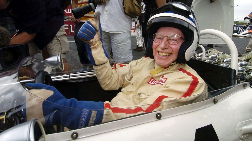 Foto: John Surtees ha fallecido a los 83 años.