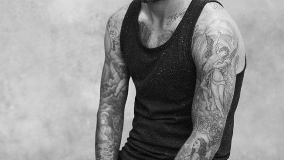 David Beckham reinterpreta los básicos masculinos para H&M