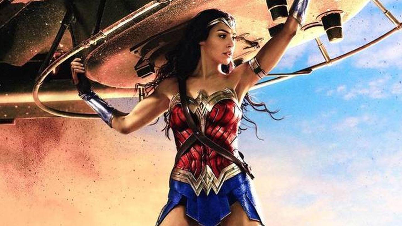 Gal Gadot, en la piel de Wonder Woman.