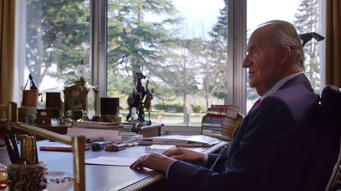 Don Juan Carlos reina en Francia: se gana a la audiencia y a los medios