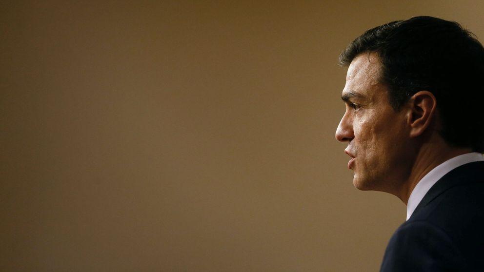 Sánchez: Yo no soy Rajoy. Voy en serio y voy a llegar hasta el final
