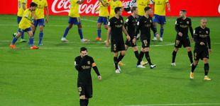 Post de El Barça se despide de la Liga en diciembre tras caer ante el Cádiz (2-1)