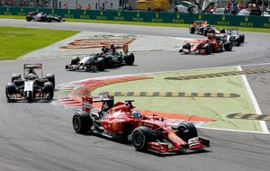Los Cuatro Magníficos, o de quién será la Fórmula 1 del futuro