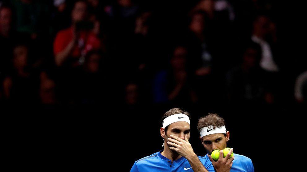 El cambio de planes de Federer para asestar el gran golpe a Nadal