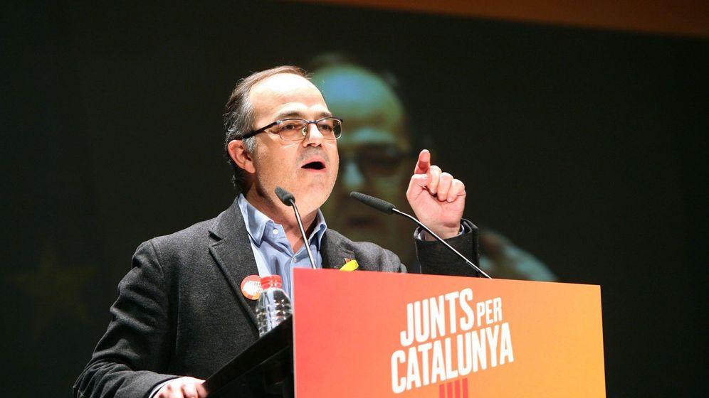 Foto: 'Exconseller' Jordi Turull, candidato por Junts per Catalunya (EFE)